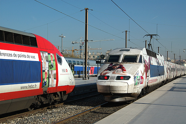 Rencontre train